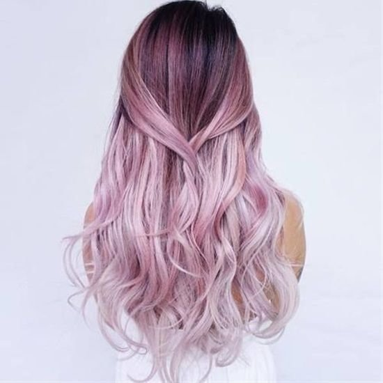 The Best 1000 Ideas About Two Color Hair On Pinterest Her Hair Long Layered Hair And Greek Goddess Pictures