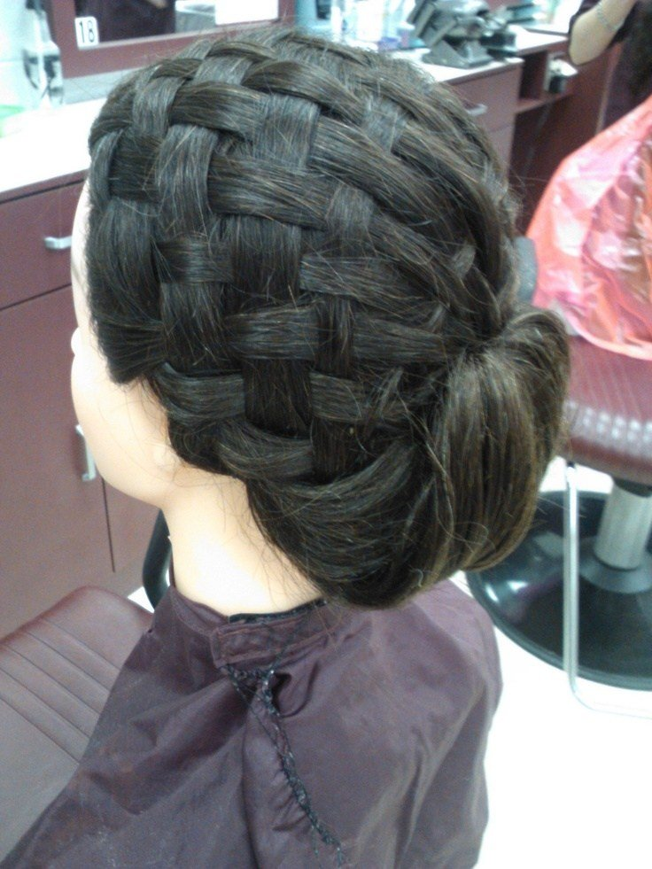 The Best 17 Best Ideas About Basket Weave Hair On Pinterest Pictures