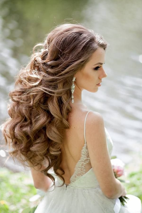The Best 25 Best Ideas About Wavy Wedding Hairstyles On Pinterest Pictures