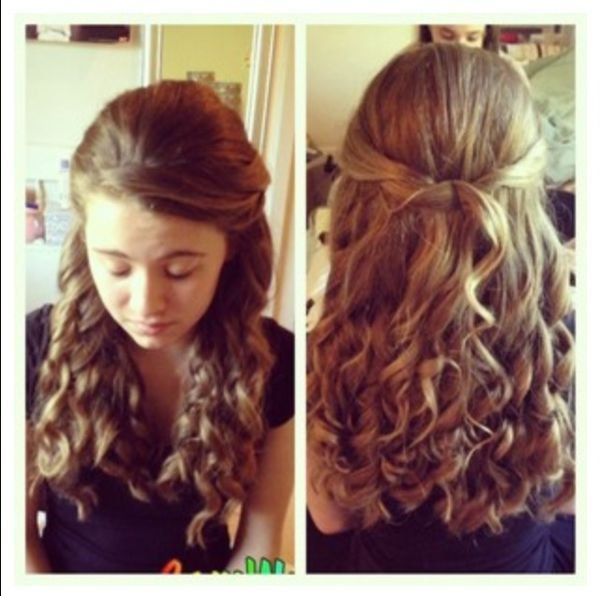 The Best 1000 Images About Bat Mitzvah Hairstyles On Pinterest Pictures