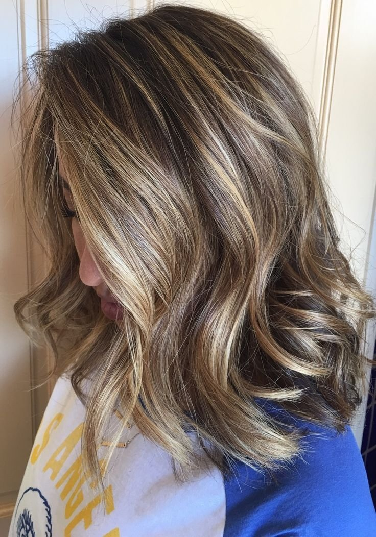 The Best 25 Best Ideas About Brown Hair Blonde Highlights On Pictures
