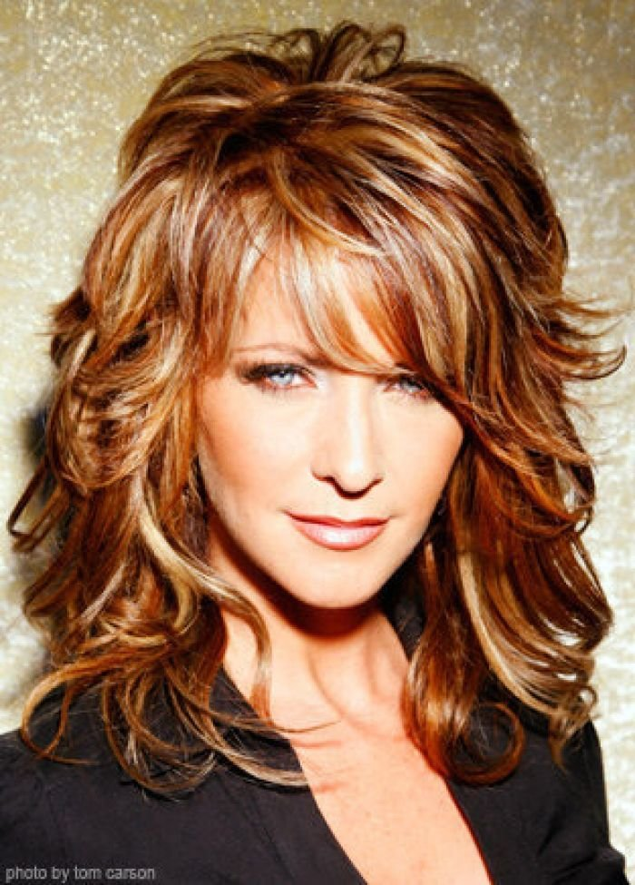 The Best Long Shaggy Layered Hairstyles For 2013 Sh*G Layered Pictures