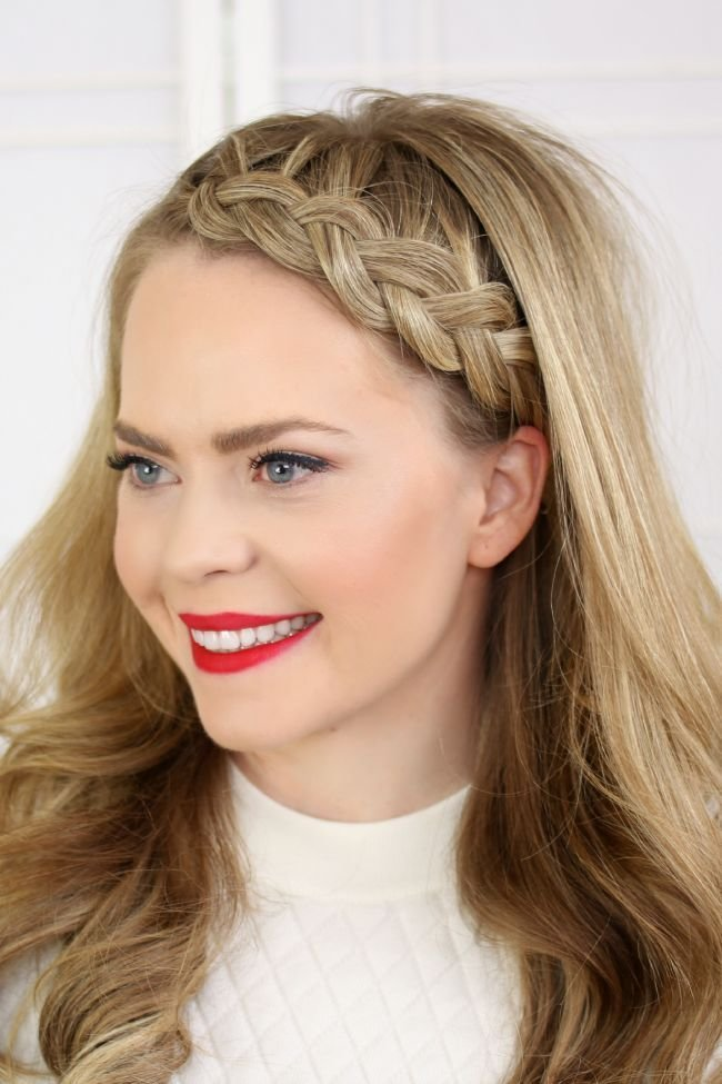 The Best 17 Best Ideas About Braid Headband Tutorial On Pinterest Pictures