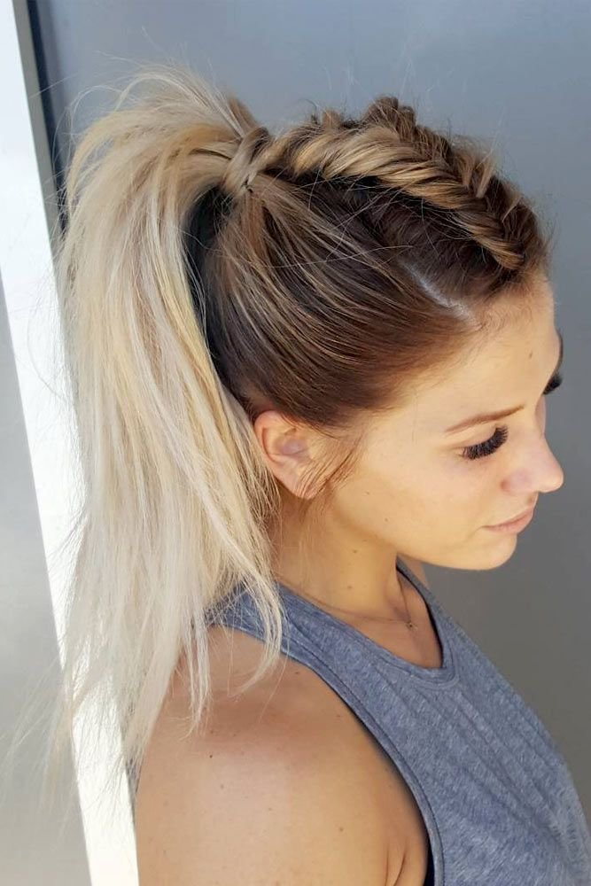The Best 25 Best Short Ponytail Hairstyles Trending Ideas On Pictures