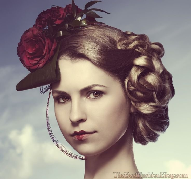 The Best 17 Best Ideas About Steampunk Hairstyles On Pinterest Pictures