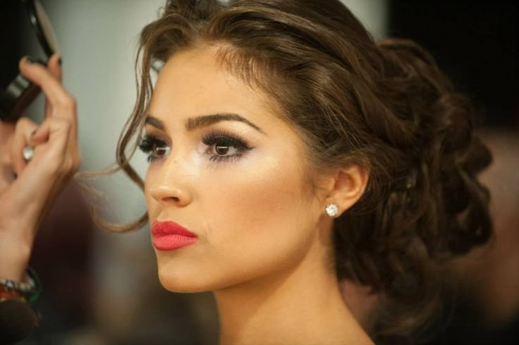 The Best Olivia Culpo S 2012 Miss Universe From The Usa Hair And Pictures