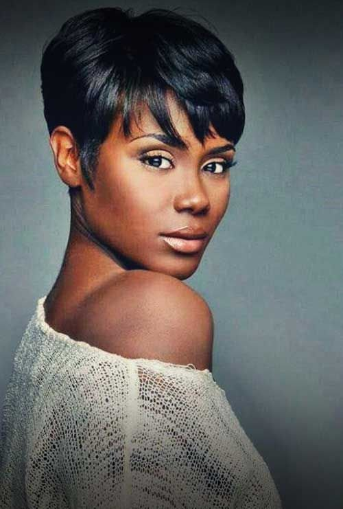 The Best 50 Best Short Hairstyles For Black Women 2014 2015 Short Pictures