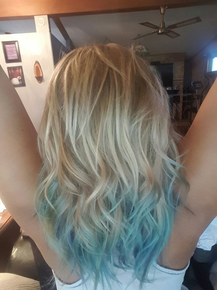 The Best 1000 Ideas About Blue Ombre Hair On Pinterest Ombre Pictures