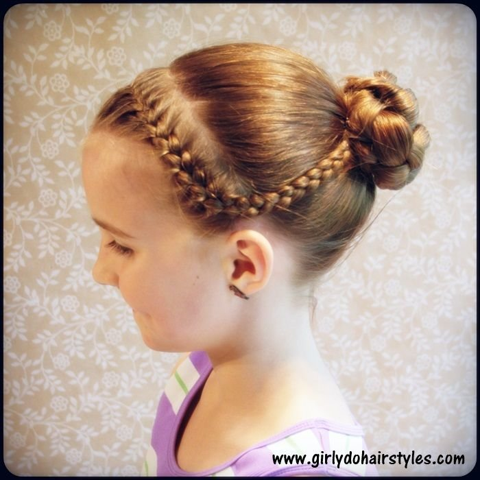 The Best 17 Best Ideas About Gymnastics Hairstyles On Pinterest Pictures