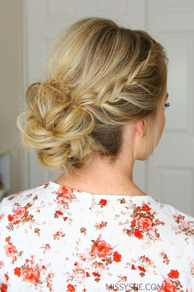 The Best 25 Best Ideas About Bridesmaid Hair On Pinterest Pictures