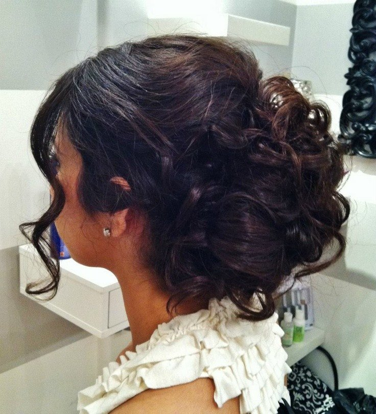 The Best 17 Best Images About Prom On Pinterest Loose Updo Updo Pictures