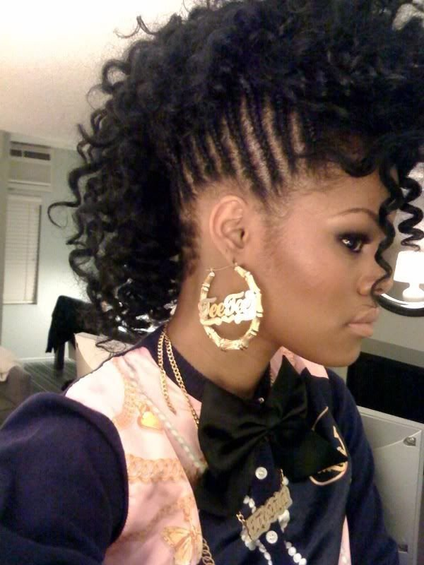 The Best 25 Best Ideas About Female Mohawk On Pinterest Girl Undercut Short Hair Mohawk And Shaving Pictures