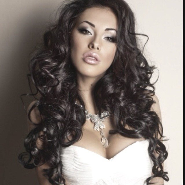 The Best Big Untamed Curls Prom Hair ♡Hair♡ Pinterest Pictures