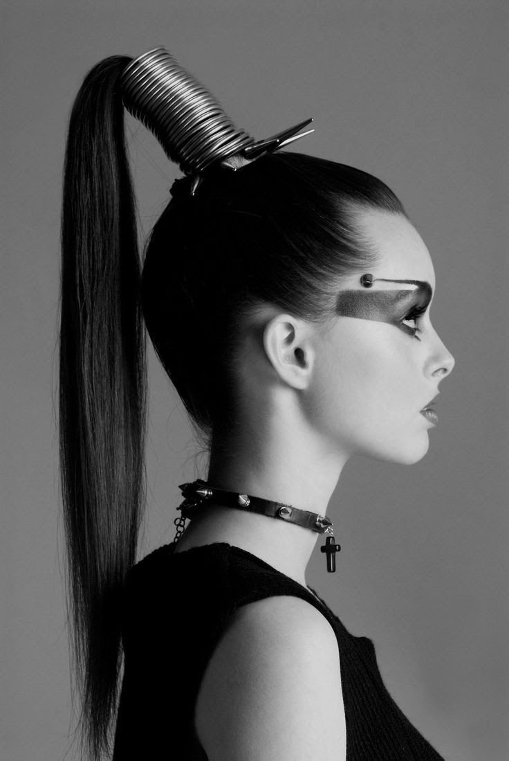 The Best 17 Best Images About Photoshoot Sleek High Ponytail On Pictures
