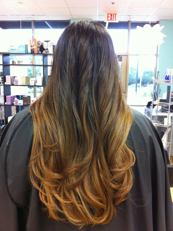 The Best 17 Best Images About Ombré And Biolage On Pinterest Dark Blonde Colors And Natural Ombre Hair Pictures