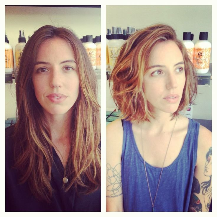 The Best 279 Best Images About Haircuts And Color Before And After Pictures