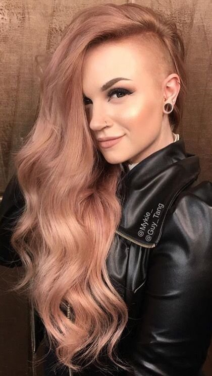 The Best Literally The Most Beautiful Hair Color Ever Mykie Pictures