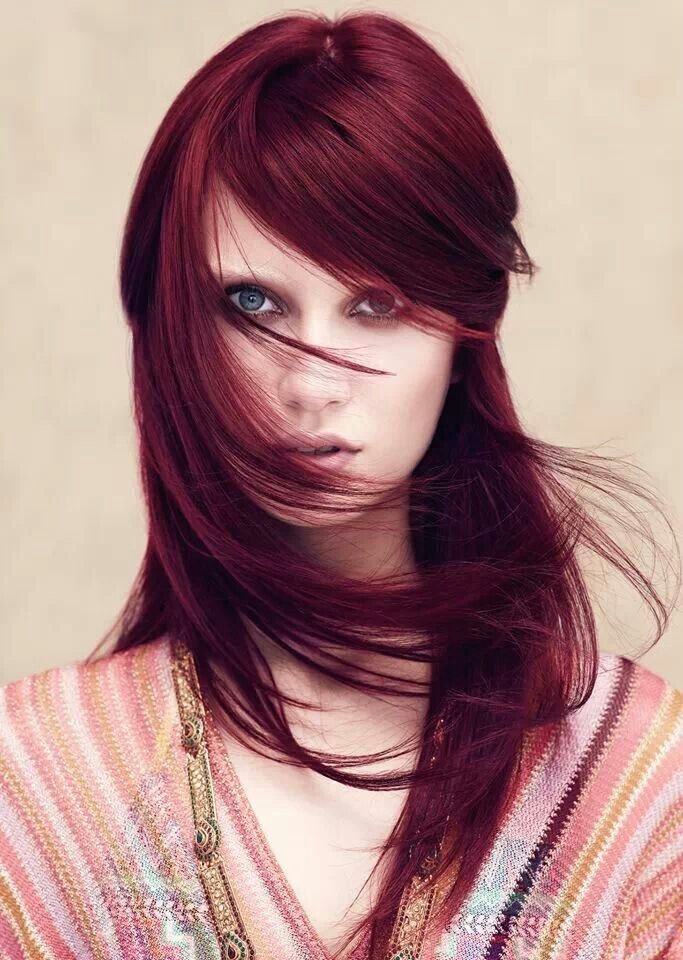 The Best Aveda Collection Ruby Red Hair Color Hair Colour Pictures
