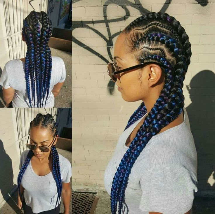 The Best Braids Cornrows Protective Style Flip Your Hair Pictures