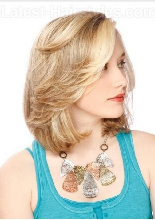 The Best Feathered Bangs With Bob Cut My Style Pinterest Pictures