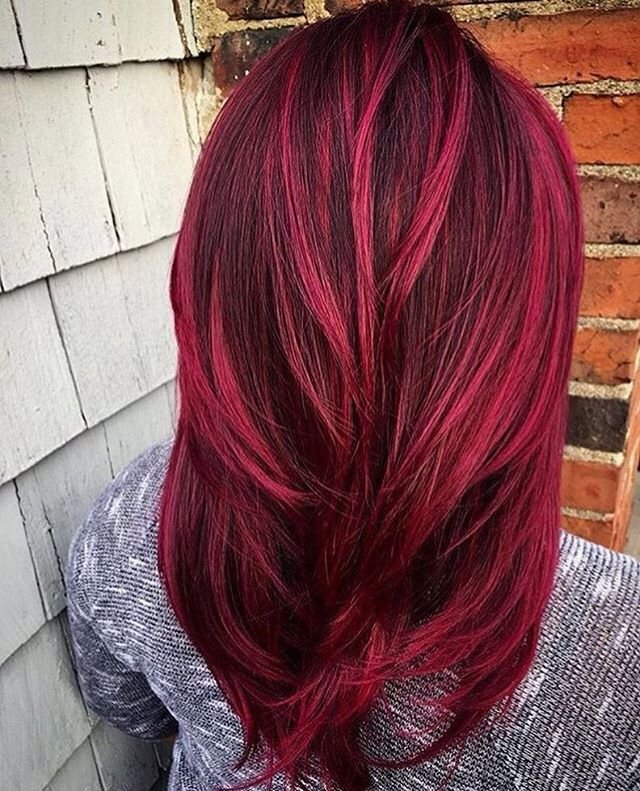 The Best 1000 Ideas About Raspberry Hair Color On Pinterest Pictures
