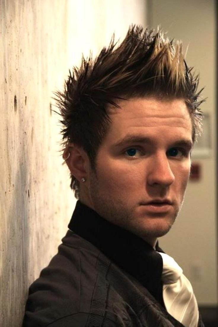 The Best Spiky Hairstyles For Men 2016 Hair Styles For Boys Nice Pictures