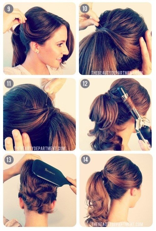 The Best 50S Hairstyle Hair Makeup Pinterest Hairstyles For Pictures