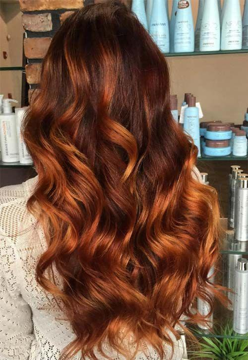 The Best Best 25 Copper Hair Colors Ideas On Pinterest Pictures