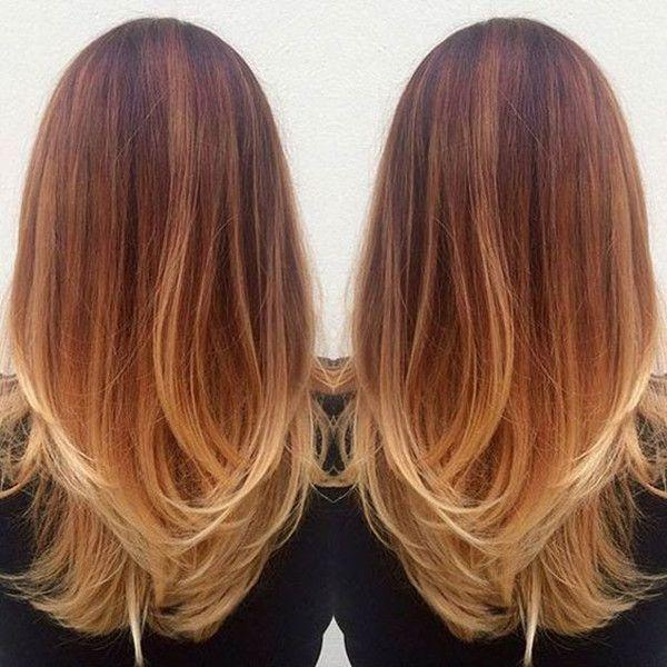 The Best 25 Best Ideas About Copper Ombre On Pinterest Red Pictures