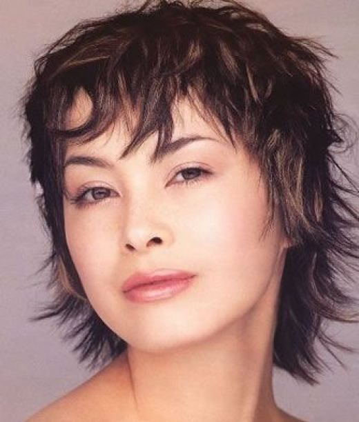 The Best Short Funky Hairstyles For Women Pictures For Women Thick Hair And Funky Hairstyles Pictures
