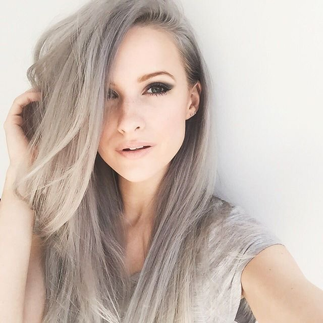 The Best Best 25 Grey Ash Blonde Ideas On Pinterest Ash Gray Pictures