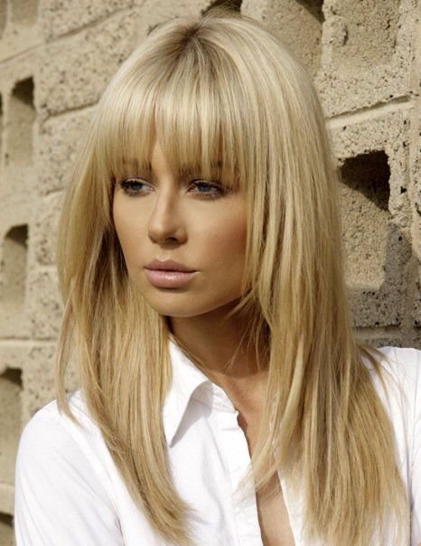 The Best 17 Best Ideas About Blonde Hair Fringe On Pinterest Pictures