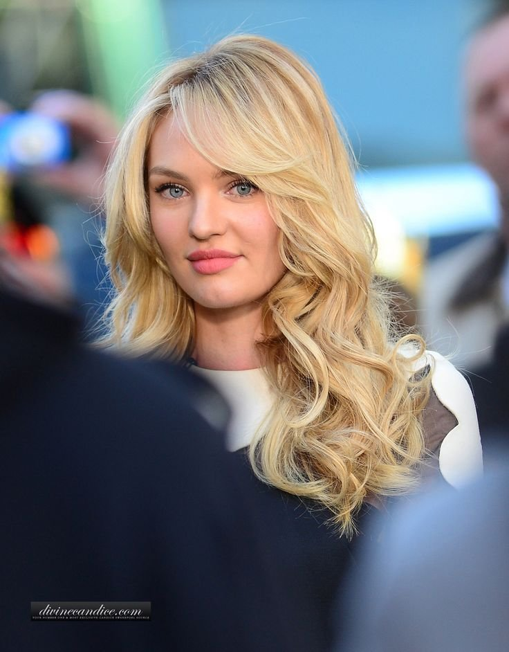 The Best Candice Swanepoel Hair Hairstyles Pinterest Candice Pictures