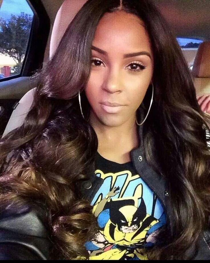 The Best 25 Best Ideas About Middle Part Weave On Pinterest Middle Part Sew In Middle Parts And Pictures