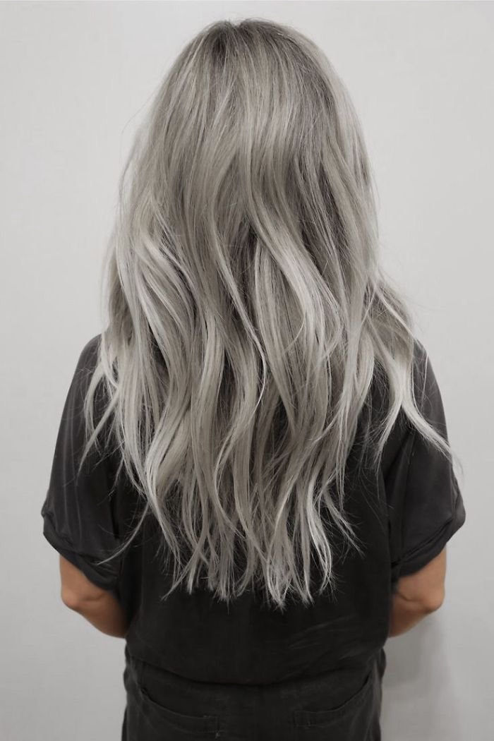 The Best 17 Best Ideas About Gray Hair On Pinterest Dye Hair Gray Pictures