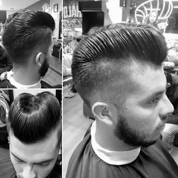 The Best Guys Stylish Hair Ducktail On Back Of Head The Ducks Pictures