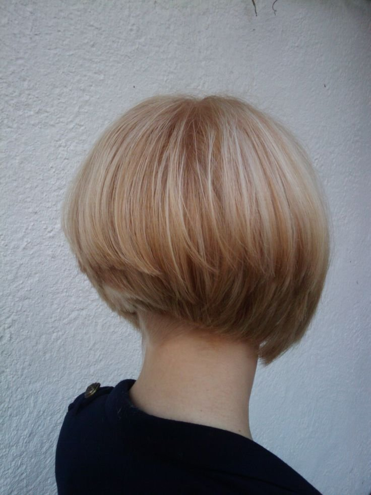 The Best Lovely Graduated Bob With Undercut Grey Silver Hair Pictures