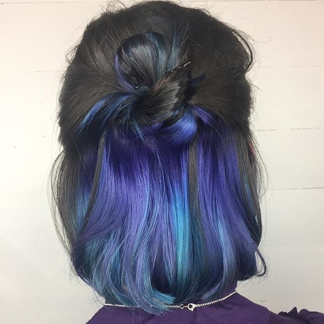 The Best 25 Best Ideas About Underneath Hair Colors On Pinterest Pictures