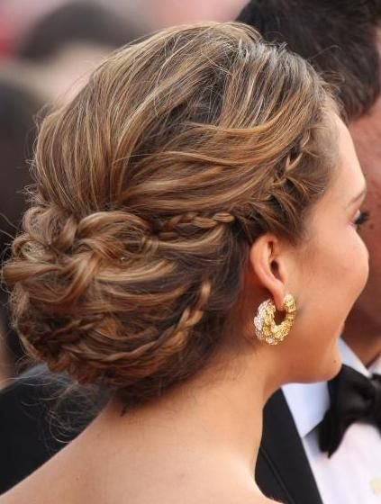 The Best Updo Hairstyles For Long Hair For Prom Medium Formal Pictures