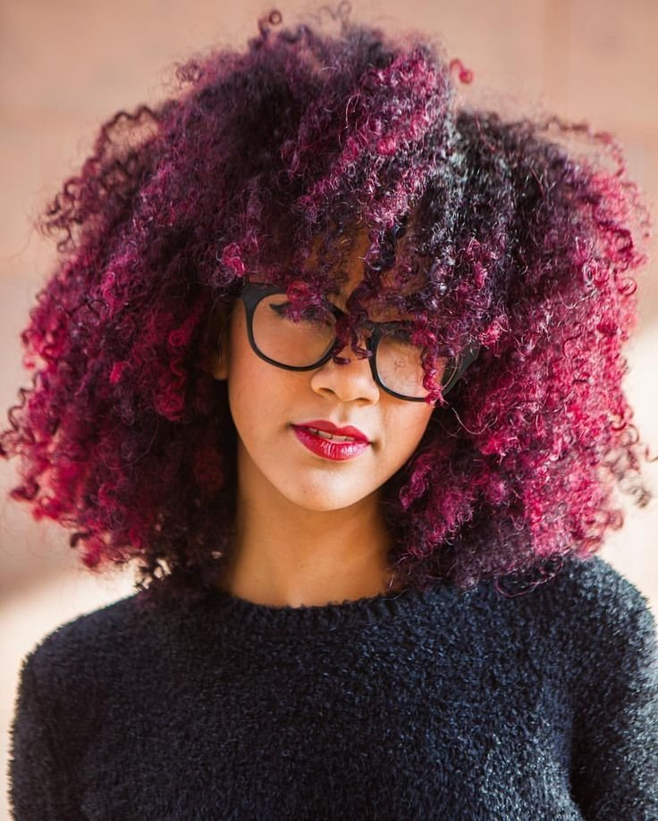 The Best Best 25 Dyed Natural Hair Ideas On Pinterest Colored Pictures