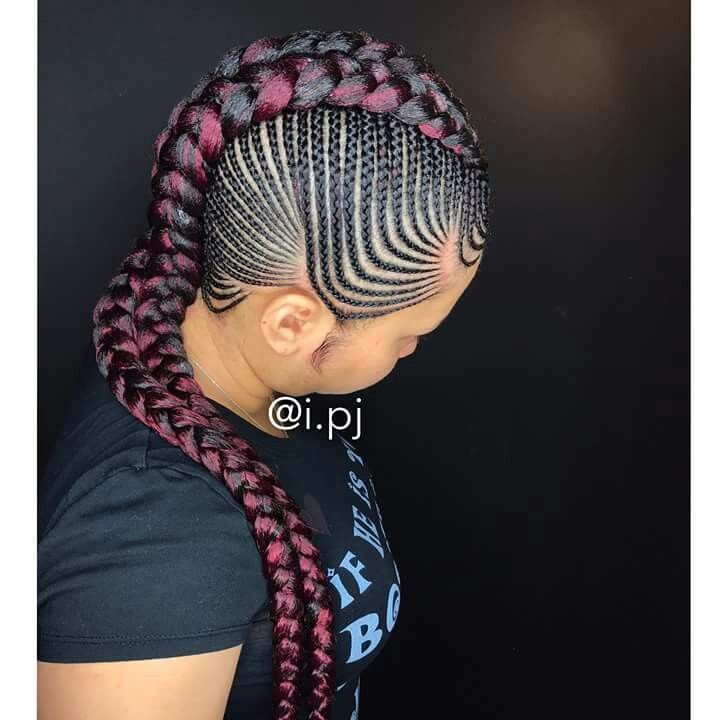 The Best 25 Best Ideas About Braided Mohawk Hairstyles On Pictures