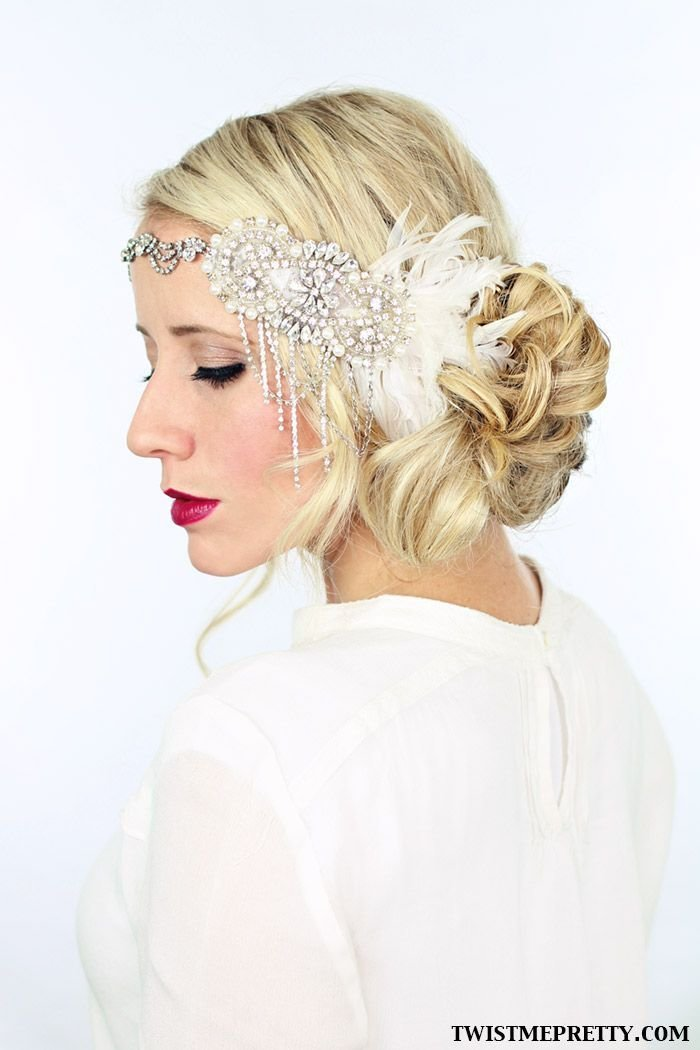 The Best 17 Best Ideas About Flapper Hairstyles On Pinterest Pictures