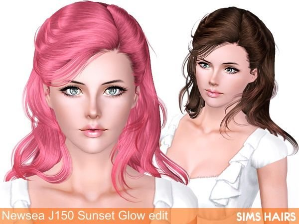 The Best 17 Best Images About Sims Cc On Pinterest Ponytail Hairstyles Sims 4 And Sims 3 Pictures