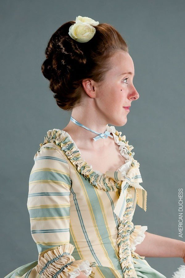 The Best 17 Best Images About 18Th Century Hairstyles On Pinterest Pictures