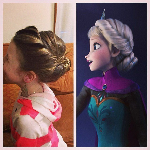 The Best 25 Best Ideas About Frozen Hairstyles On Pinterest Frozen Hair Tutorial Elsa Frozen And Elsa Pictures