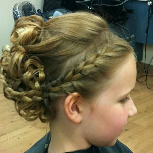 The Best 1000 Ideas About Little Girl Updo On Pinterest Girls Pictures