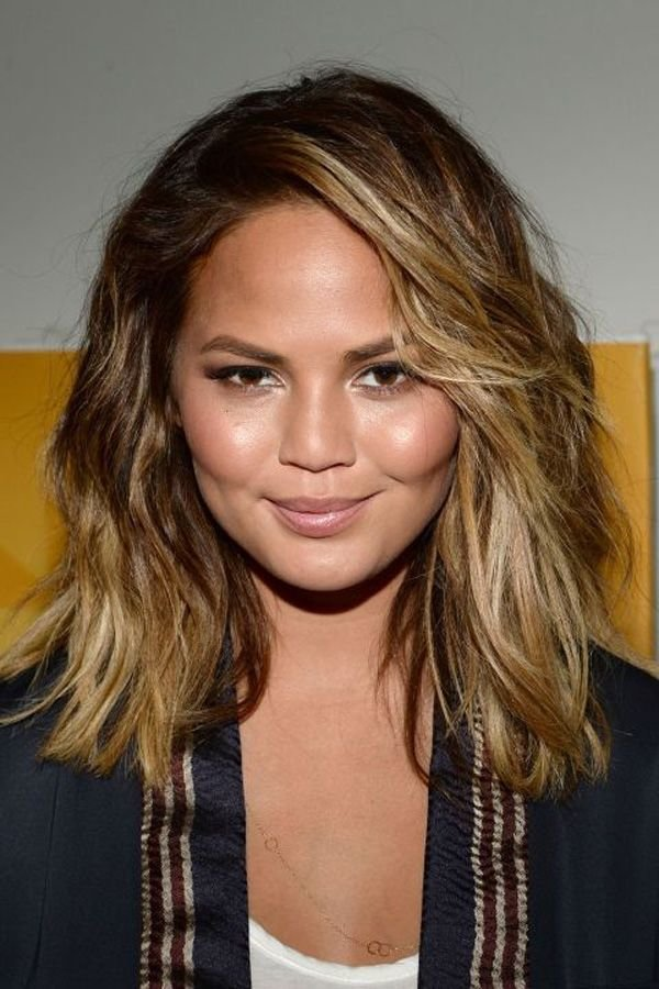 The Best Haircuts For Girls With Chubby Cheeks Ombre And Balayage Pictures