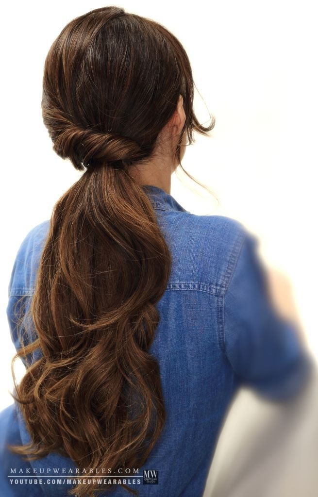 The Best 17 Best Ideas About Elegant Ponytail On Pinterest Pictures