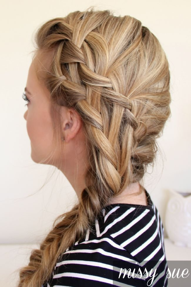 The Best Best 25 Double Waterfall Braids Ideas On Pinterest Pictures
