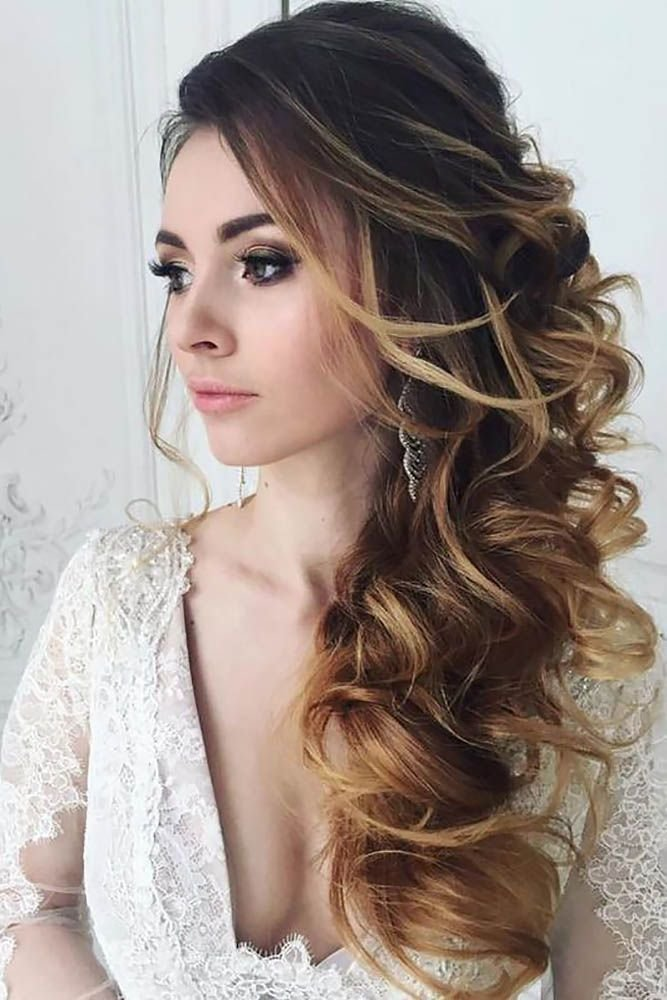 The Best 17 Best Ideas About Side Hairstyles On Pinterest Wedding Pictures